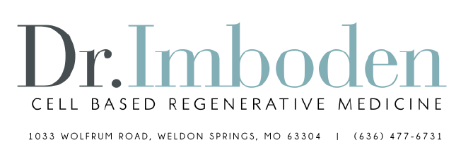 Dr Imboden Stem-cell Therapy in Weldon Spring